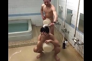 schoolmates shower 2